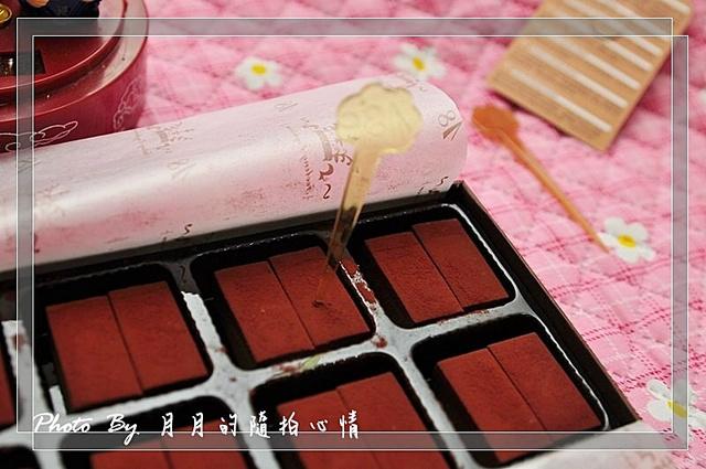口碑NO.6 南投18度C巧克力工房–我中了生巧克力的毒 @民宿女王芽月-美食.旅遊.全台趴趴走