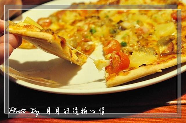 竹南-艾蜜奇義大利坊-披蕯令人驚豔 @民宿女王芽月-美食.旅遊.全台趴趴走