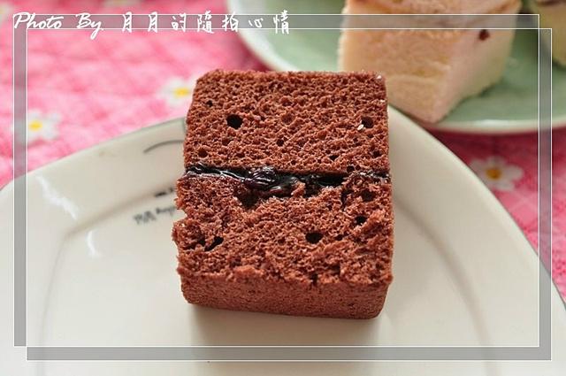 試吃-禾揚豆奶蛋糕-健康低脂實在好味道 @民宿女王芽月-美食.旅遊.全台趴趴走