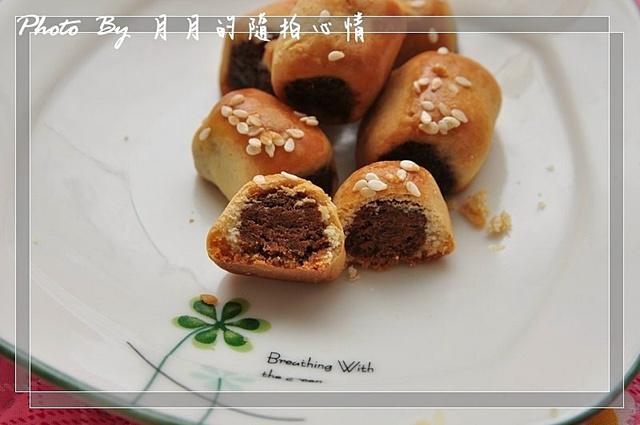 試吃-奇巧香餅家-後龍名產‧在地a精神 @民宿女王芽月-美食.旅遊.全台趴趴走