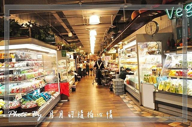 體驗-台北東區-City Super美食派對-正宗美式美食在這裡 @民宿女王芽月-美食.旅遊.全台趴趴走