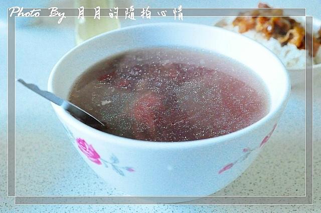台南後營美食-巧味(郭)牛肉湯-早餐吃好好 @民宿女王芽月-美食.旅遊.全台趴趴走