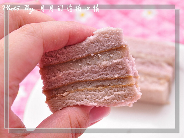 試吃-裕珍馨  遇真心-芋見幸福蛋糕 @民宿女王芽月-美食.旅遊.全台趴趴走