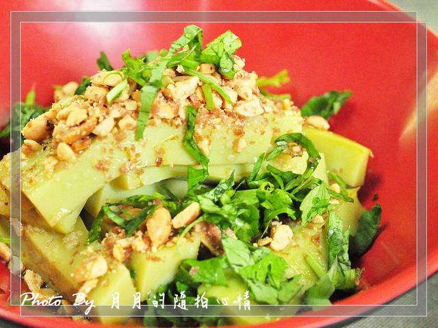 龍潭-再訪住家正統雲南米干-早起的鳥兒有米干吃 @民宿女王芽月-美食.旅遊.全台趴趴走