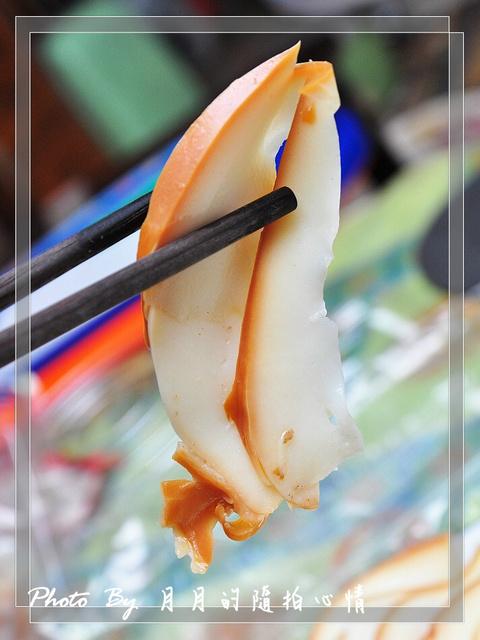 試吃-金口福醉雞燻雞專賣店-花枝彈牙有創意 @民宿女王芽月-美食.旅遊.全台趴趴走
