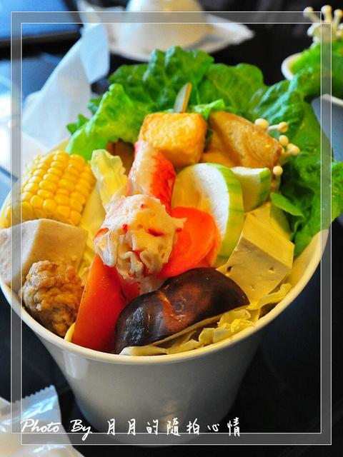台北大安–東方米蘭時尚鍋物–精緻鍋物令人回味 @民宿女王芽月-美食.旅遊.全台趴趴走