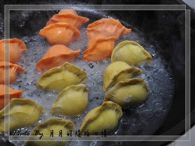試吃-海餃七號–色彩繽紛有創意,食慾大開動箸起 @民宿女王芽月-美食.旅遊.全台趴趴走
