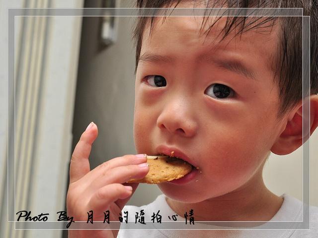 試吃-i-baked美式手工餅乾–異國遊子懷念的媽媽餅乾 @民宿女王芽月-美食.旅遊.全台趴趴走