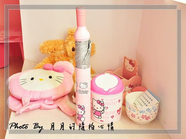 台南安平-Lohas民宿–夢幻Kitty公主房就在這裡! @民宿女王芽月-美食.旅遊.全台趴趴走