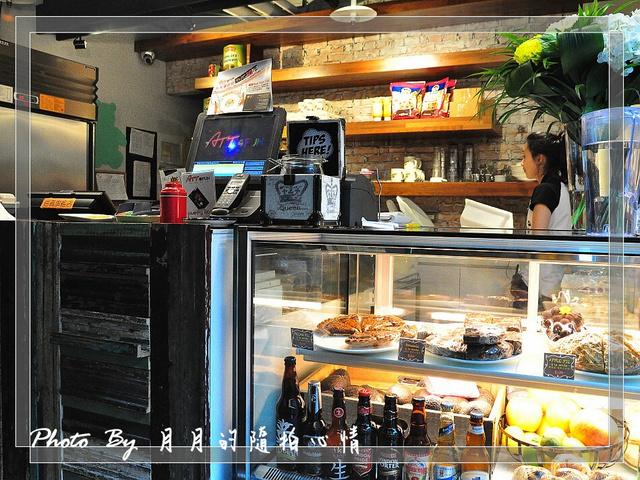 台北信義區-樂子theDiner–我在樂子找到屬於我一個人的樂子 @民宿女王芽月-美食.旅遊.全台趴趴走