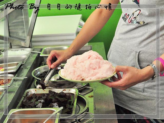 龍潭-五彩冰紛–好吃的隱藏版芝麻冰,夠味!! @民宿女王芽月-美食.旅遊.全台趴趴走