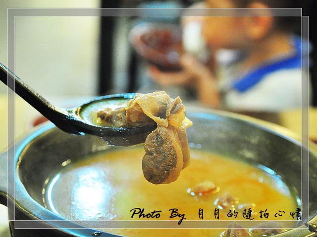 板橋-一碗羔羊肉–夜市內高CP值羊肉料理 @民宿女王芽月-美食.旅遊.全台趴趴走