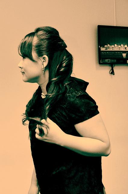 記錄-8/26草山風雲樂會柳琴彩排側拍 @民宿女王芽月-美食.旅遊.全台趴趴走