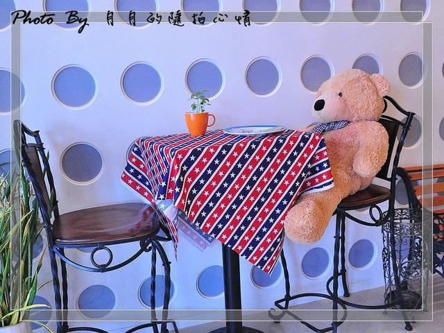 中壢-艾瑪熊咖啡廚房–什麼!!!咖啡杯裡種盆栽??(已結束營業) @民宿女王芽月-美食.旅遊.全台趴趴走