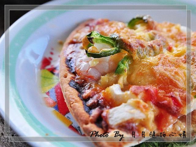 三個娃,新鮮,窯烤披薩,食尚玩家 @民宿女王芽月-美食.旅遊.全台趴趴走