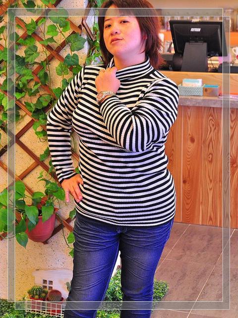 邀稿–獨具衣格中大尺碼–冬季顯瘦不再是夢想 @民宿女王芽月-美食.旅遊.全台趴趴走