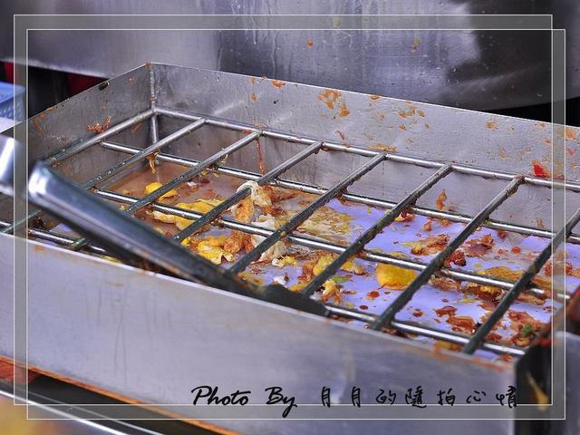宜蘭礁溪-柯氏(原礁溪)蔥油餅-請給我爆漿的蛋黃土石流啊~ @民宿女王芽月-美食.旅遊.全台趴趴走