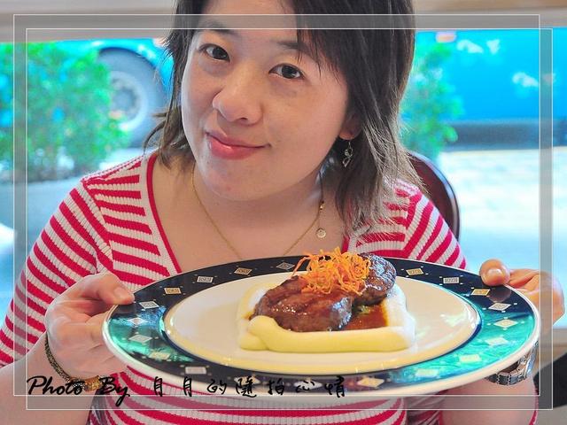 台北中山區美食-歐華地中海牛排–排餐驚豔,甜點可以再加油~ @民宿女王芽月-美食.旅遊.全台趴趴走