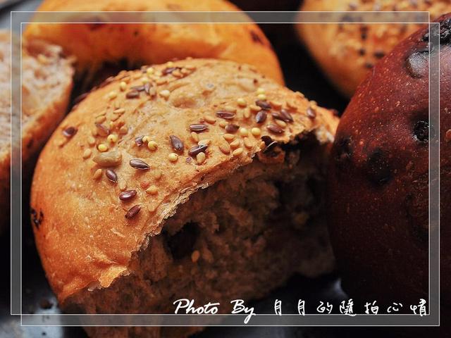 團購美食-克朗奇回魂麵包-戴著神奇面膜的麵包 @民宿女王芽月-美食.旅遊.全台趴趴走
