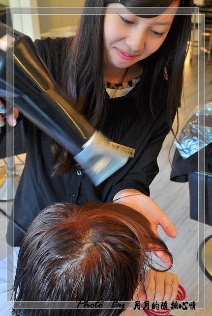 台北中山美髮-Bon Bon Hair–蛇年變髮換個好運來 @民宿女王芽月-美食.旅遊.全台趴趴走
