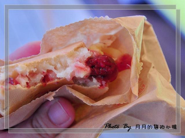 中壢中原美食-米奇紅豆餅–創意冰淇淋,等你來品味 @民宿女王芽月-美食.旅遊.全台趴趴走