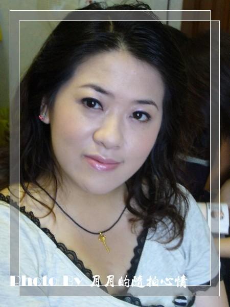 「婚事」試妝去~我的新祕記錄 @民宿女王芽月-美食.旅遊.全台趴趴走